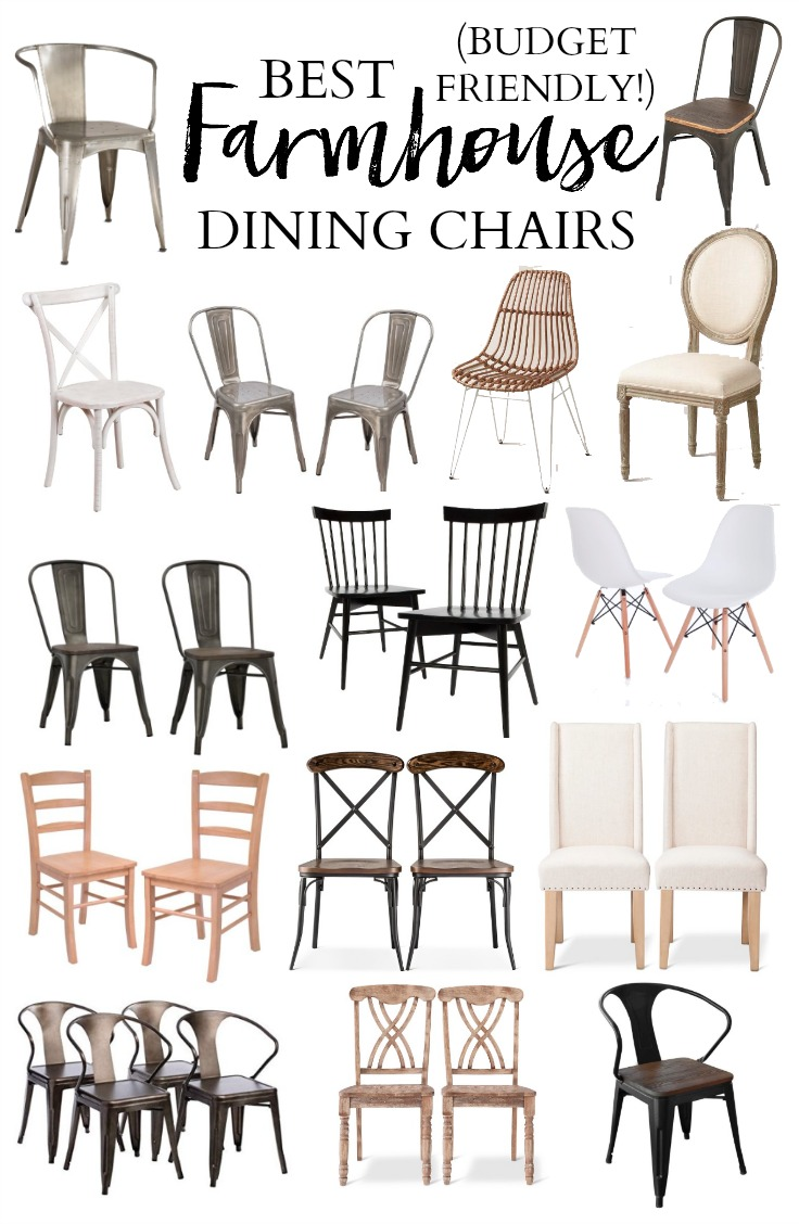 Best farmhouse dining chairs lauren mcbride for Classic house names