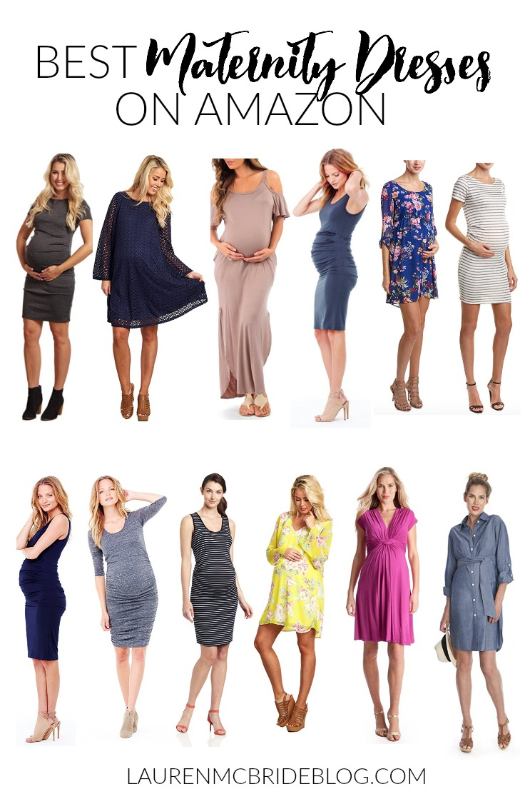 Style Best Maternity Dresses On Amazon Lauren Mcbride